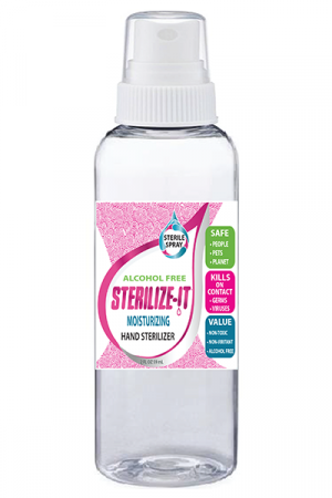 Sterile Spray 2 oz