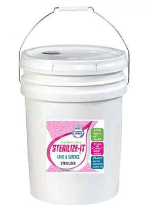 Sterile Spray 5 Gallon