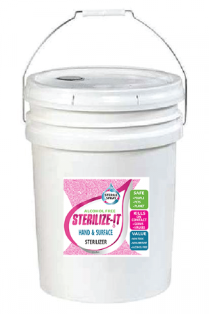 Sterile Spray 5 Gallon