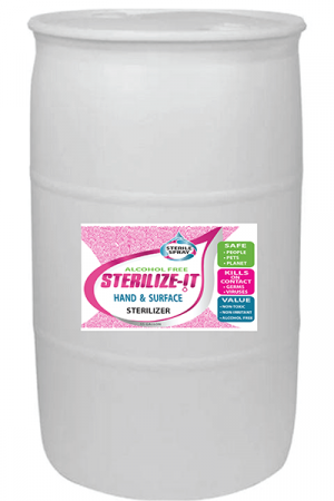 Sterile Spray 55 Gallon